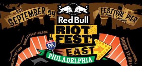 Riot Fest East