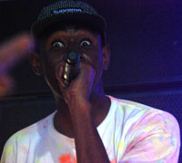 face of the Odd Future
