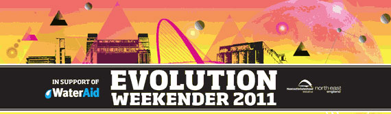 Evolution Weekender