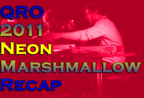 Neon Marshmallow 2011 Recap