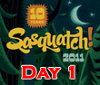 Sasquatch! 2011 : Day One Recap