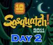 Sasquatch! 2011 : Day Two Recap