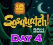Sasquatch! 2011 : Day Four Recap