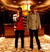 JDH & Dave P