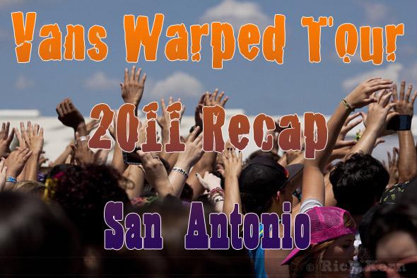 Vans Warped Tour 2011 Recap