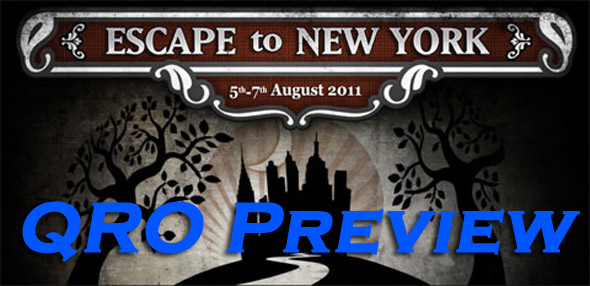 Escape to New York Preview