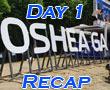 Osheaga : Day One
