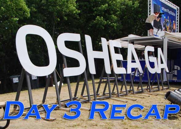 Osheaga 2011 Day Three Recap