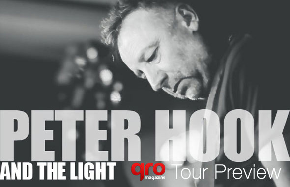 Peter Hook & The Light Tour Preview