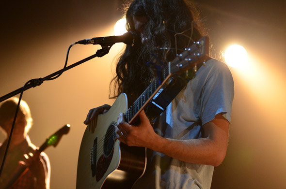 Kurt Vile & The Violators : Live