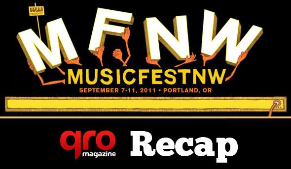 Music Fest NW 2011 Recap