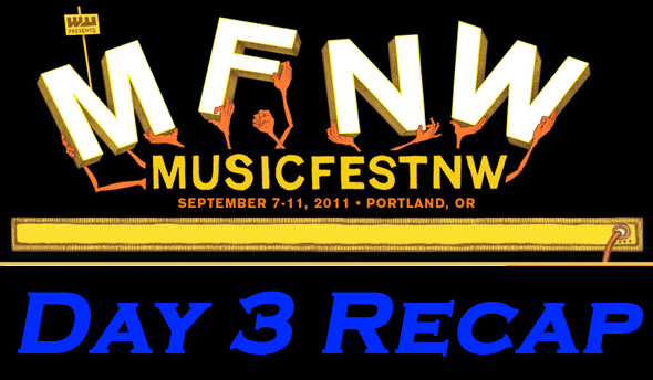 Music Fest NW 2011 : Day Three