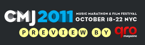 CMJ 2011 Preview