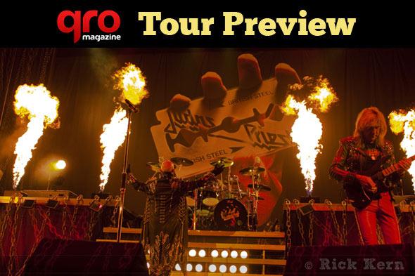 Judas Priest Tour Preview