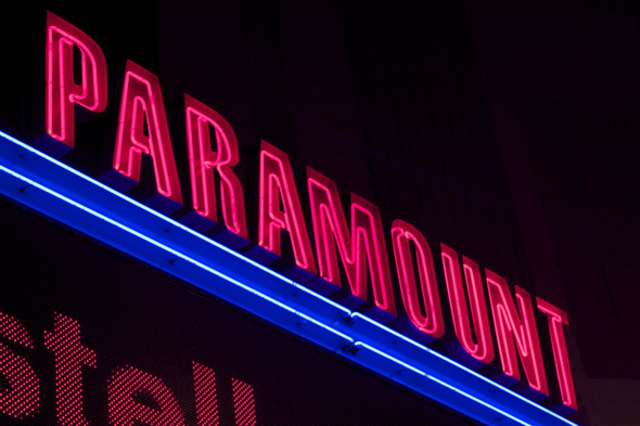 Paramount Theatre Grand Opening