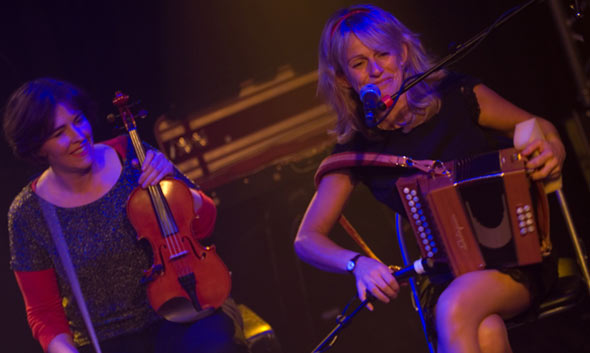 Sharon Shannon & Eleanor McEvoy