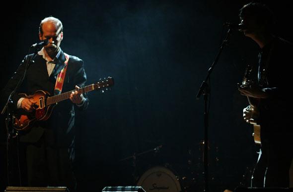 Bonnie 'Prince' Billy : Live