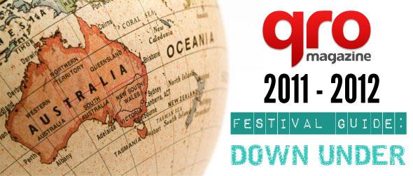 2011-2012 Festival Guide : Down Under