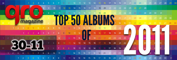 Top 50 Albums of 2011 (30-11)