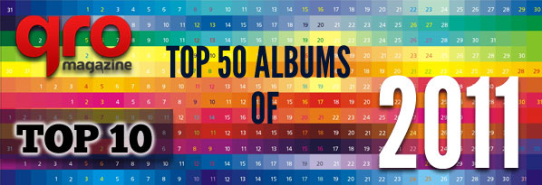 Top 50 Albums of 2011 (10-1)