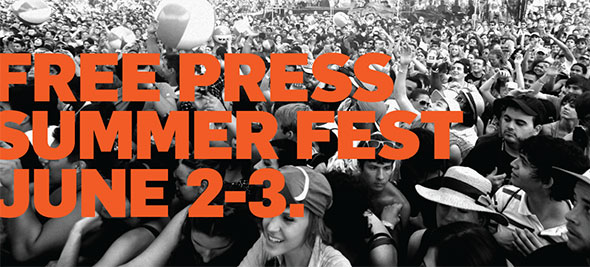 Free Press Summerfest
