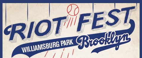 Riot Fest Brooklyn