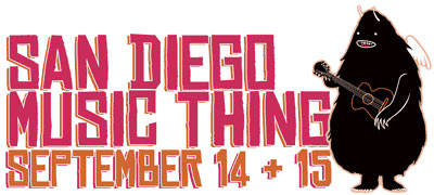 San Diego Music Thing
