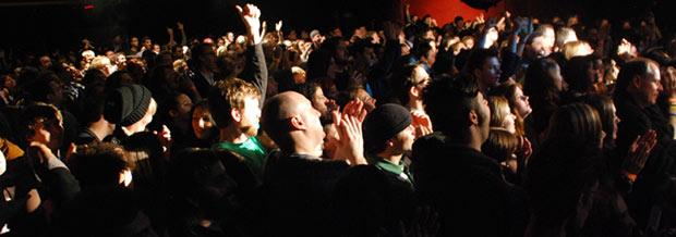 Stonefest crowd