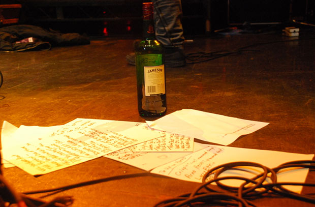 lyrics & Jameson