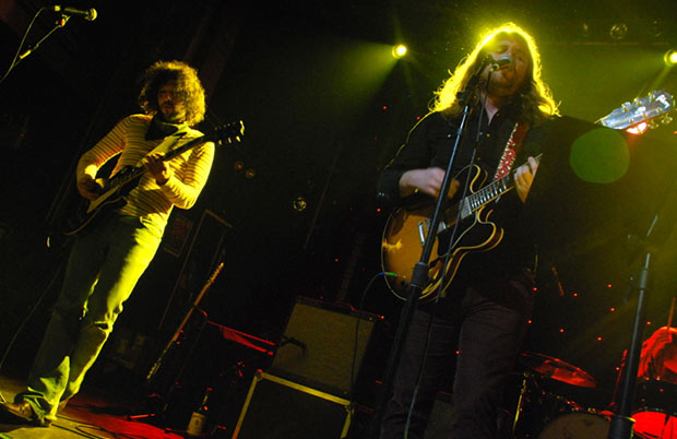 The Sheepdogs (solo)