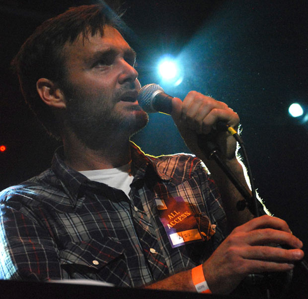 Will Forte (of Saturday Night Live)