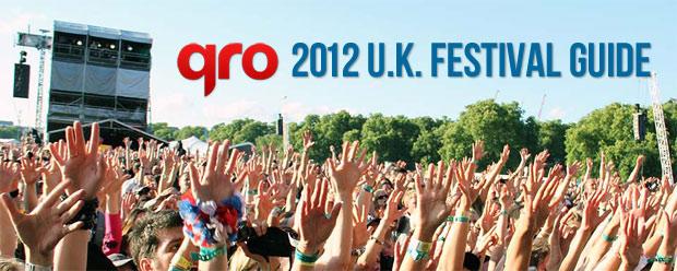 2012 U.K. Festival Guide