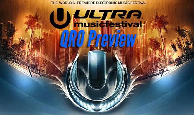 Ultra Music Festival 2012 Preview