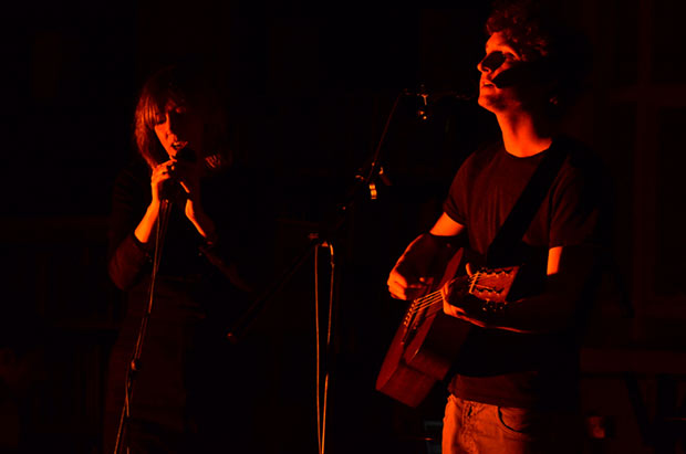 Sam Amidon with Beth Orton