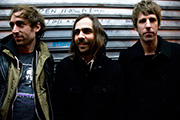 Dion Lunadon of A Place To Bury Strangers : Interview