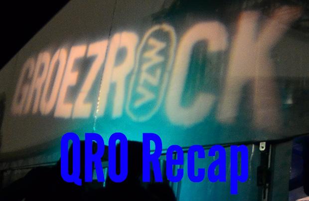Groezrock 2012 Recap