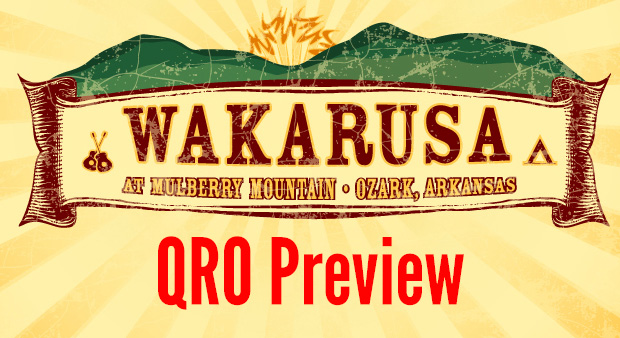 Wakarusa 2012 Preview