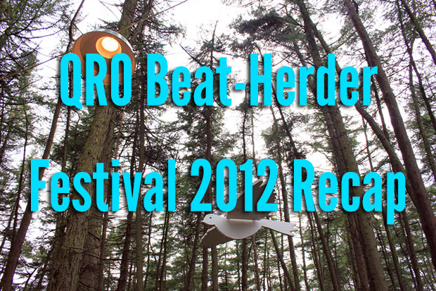 Beat-Herder Festival 2012 Recap