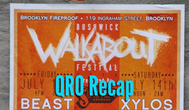Bushwick Walkabout 2012 Recap