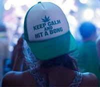 Keep Calm & Hit a Bong