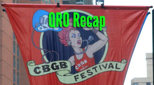 CBGB Festival 2012 Recap