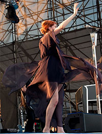 Florence & the dress