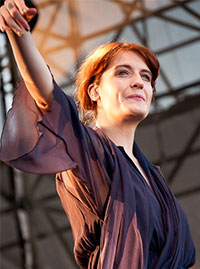 Florence & the smile