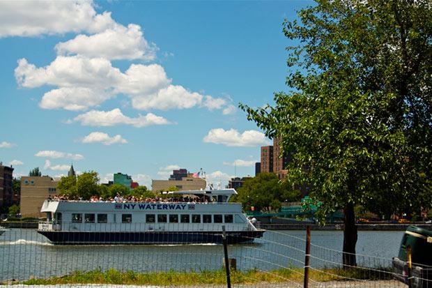 Randall's Island ferry