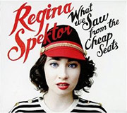 Regina Spektor : What We Saw From the Cheap Seats