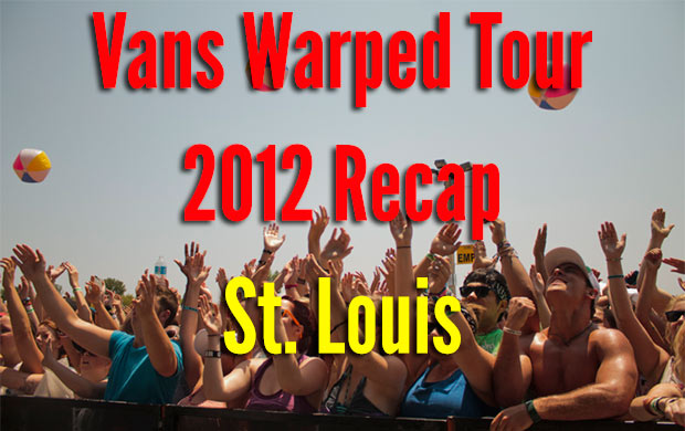 Vans Warped Tour 2012 Recap