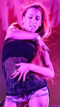 Grimes dancer