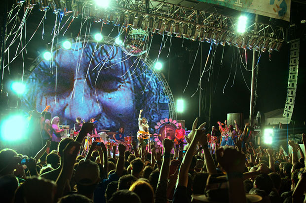 The Flaming Lips at LouFest