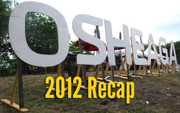 Osheaga 2012 Recap