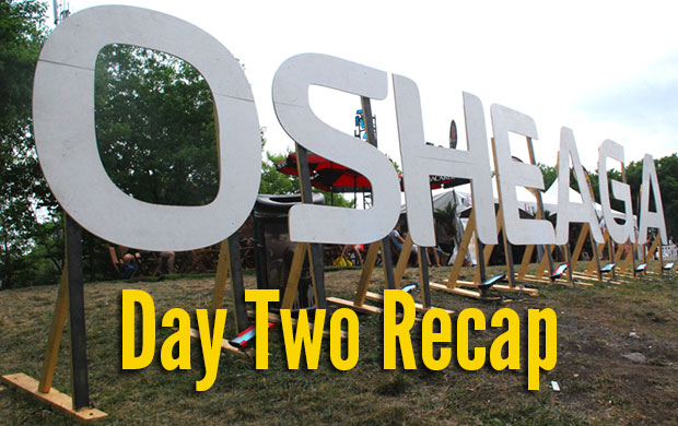 Osheaga 2012 : Day Two Recap